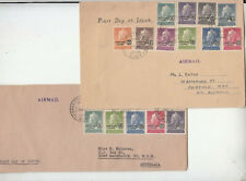 Christmas Island. First diffinitive FDC