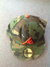 """MLB Atlanta Braves New Era  59FIFTY Fitted Cap Hat size 7 1/2"""""""