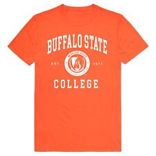 Buffalo State College Bengals NCAA Cotton College Logo Licensed T-Shirt S-2XL