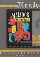 Collection Le Monde Série 6 Matador Dvd Almodovar Antonio Banderas