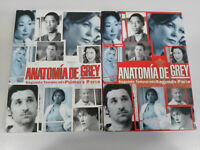 Anatomia de Grey Seconda Stagione 2 Completa - 8 X DVD Spagnolo English - Am