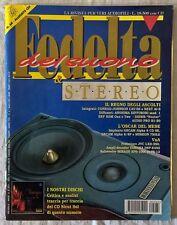 FEDELTA DEL SUONO N. 64 MAGGIO/GIUGNO 1998