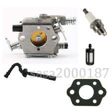 Carburetor Kit For Stihl MS210 MS230 MS250 021 023 025 Chainsaw Carb Fuel Filter