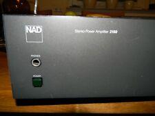 NAD 2150 Endstufe