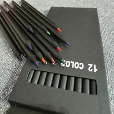 12Pcs Charcoal Pencil Colorful Sketch Drawing For Artist Sketching Drawing Set