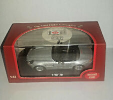 MODELLINO DIE CAST METAL  BMW Z8 Scala 1:43 MAXI CAR CON BOX NUOVO
