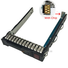 "HP G8 Gen8 651687-001 SFF 2.5"" HDD Tray Caddy 651699 DL380p DL388 DL360p DL160"