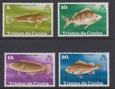 TRISTAN DA CUNHA 1978 Fish MINT SET sg246-249 MNH