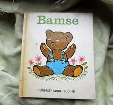 Grete Janus/Mogens Hertz & Iben Clante: Bamse 1968 Carlsen Bilderbuch