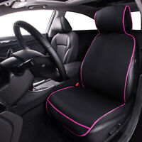 Car Seat  Cushion Cover Pad Comfortable Universal Rose Red Black for SUV Sedan