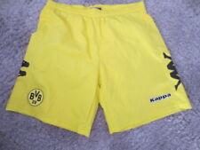 Trainingshose Borussia Dortmund 2011 2012 Gr. L - gelb Kappa BVB 09 Trikot Hose