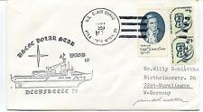 '70 Deep Freeze U.S. Coast Guard Polar Star Polar Antarctic Cover