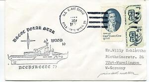 '70 Deep Freeze U.S. Coast Guard Polar Star Polar Antarctic Cover