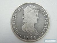 Moneda Moneda de Fernando VII 1815 4 Reales, Madrid