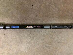 "Okuma Lake Trolling Rod, Classic Pro GLT CP-LT-762M, 7' 6"" Medium Power, 2-piece"