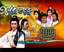Hiệp Khách Giang Hồ - Phim Bo Hong Kong TVB (Blu-ray) USLT - Free Shipping