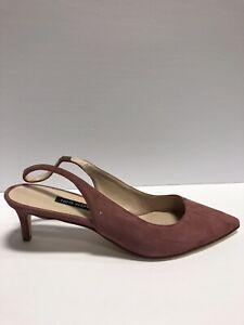 Nine West Women's Feliks, Slingback Kitten Heel Pumps, Size 10M.