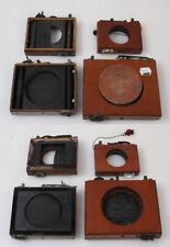 Camera Shutter Vintage Set of 4