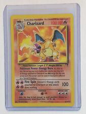 Charizard #3/110 - 2002 Pokemon Card Legendary Collection - Non-Holo Rare - Gem