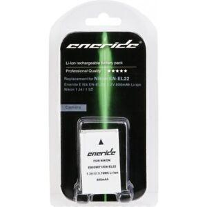 Original Eneride battery E (Nikon EN-EL22, 800mAh). Amazing price!l! RRP 45-50$