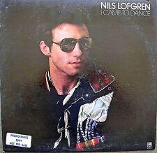 "NILS LOFGREN ""I Came To Dance""  12"" Vinyl LP  33RPM  (PROMO)  VG+  SP - 4626"