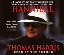 Hannibal by Thomas Harris (1999, Abridged Compact Disc, 4 DISCS)