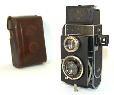 rare camera KW:PILOT REFLEX System-Thorsoh,Carl Zeiss Jena TESSAR 2,8/5omm.Lens