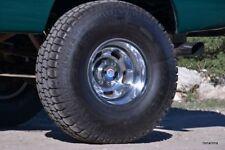 15X10 US MAGS/SLOTS FORD F100 F150 DODGE BRONCO F150  JEEP CJ 5 on 5 5.5 bp