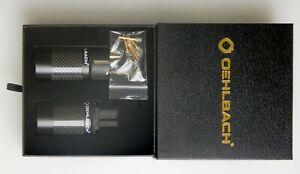 Oehlbach 13812 XXL Steckerset für PowerCord Netzkabel NEU High End