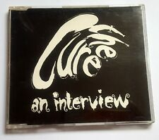 CURE an Interview 1990 PROMO  Rare!!