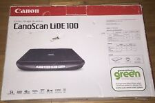 Canon Canoscan LiDE 100 Color Image Flatbed Scanner  2923B002AA
