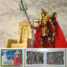 Saint Seiya Myth Cloth - Sea Emperor Poseidon Royal Ornament Edition Figure