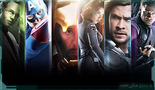 "The Avengers 23""*13"" Keyboard Mouse Pad Play Mat Card Game Custom Playmat FCZ01"