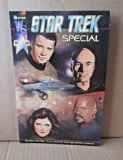STAR TREK Deep Space Nine comic-book Next Generation 2001 Paramount Pictures OG