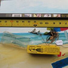 Vintage Hawaiian Wiggler fishing lure Fred  Arbogast (lot#11979)