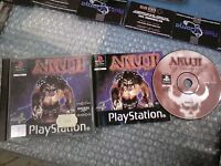 Akuji the Heartless   PSX  pal completo ITA