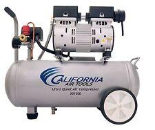 CALIFORNIA AIR TOOLS 5510SE Ultra Quiet & Oil-Free Air Compressor-USED