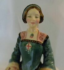"Royal Doulton figurine ""Janice"" HN2022 - made only between 1949 to 1955 retired"
