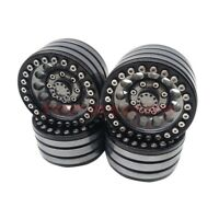 """RC 1/10 Scale Rc Truck METAL 1.9"""" WHEEL BEADLOCK RIM FOR AXIAL SCX10 II JEEP D90"""