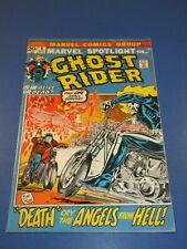 Marvel Spotlight #6 Bronze age 2nd Ghost Rider Key Wow