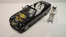"""BMW 325 i (1993 ) Maisto 1:18 Tuning Airbrush """"Iron Cross Skull"""""""