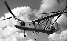 W.11 Air Horse Cierva UK Helicopter W11 Mahogany Kiln Dry Wood Model Small