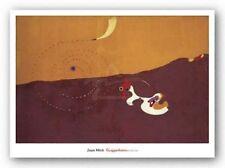 ABSTRACT ART PRINT Landscape The Hare Paysage [Le Lievre] Autumn 1927 Joan Miro