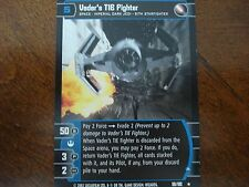 Star Wars TCG ANH Vader's TIE Fighter (A)