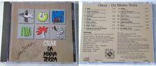 Oscar-poiché minha terra... CD 1990 TOP CON AUTOGRAFO