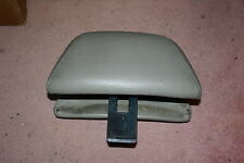 1994 Classic Saab 900 Convertible Taupe Leather Front Seat Head Rest