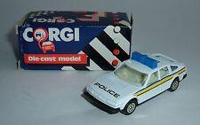 Corgi Junior Toys, Rover Police, - Superb Mint.