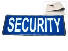 Blu di Sicurezza Riflettente Univisor (Sole Visiera) Per Pattuglia della Guardia Van Auto sia