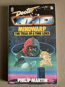 Doctor Who Book - Mindwarp : Trail of a Time Lord - Target Book