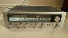 Kenwood AM/FM Stereo Receiver Model KR-5030 Tested Works